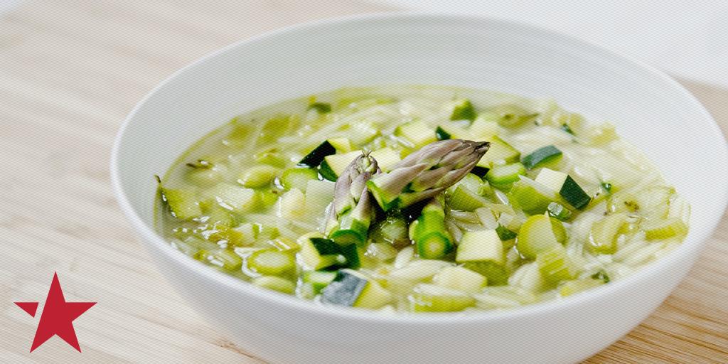 Satisfying Spring Soup