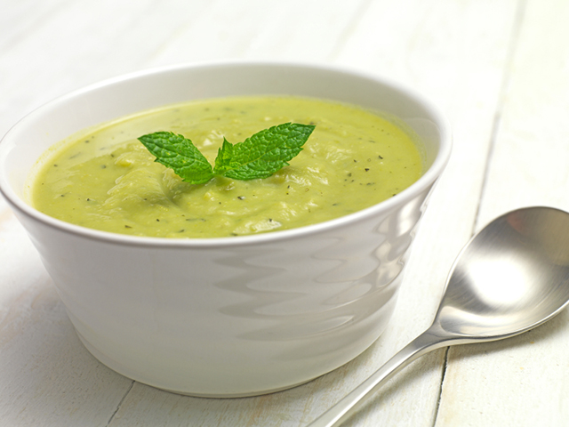 Perfect Green Soup