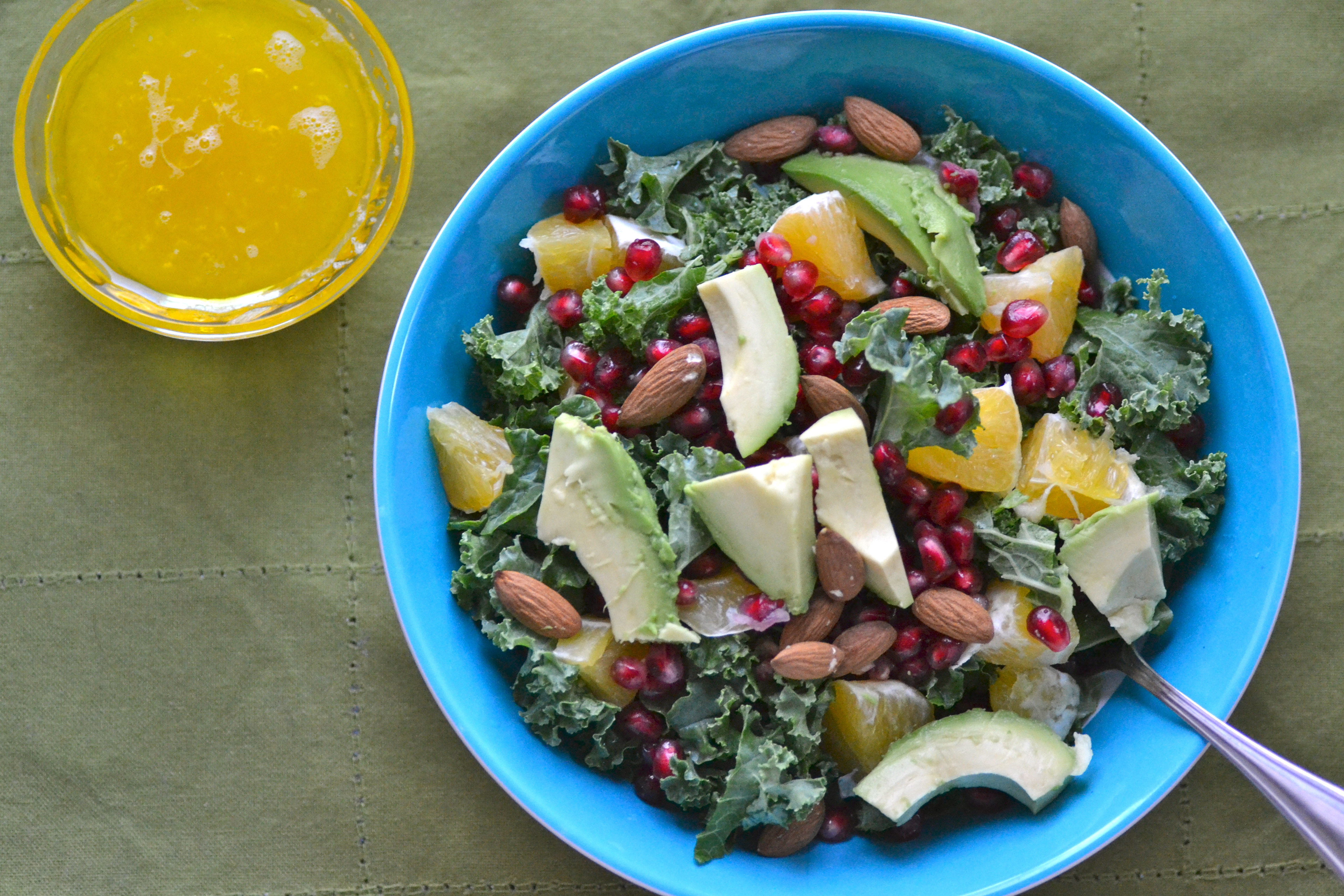 Sowing the Seeds of Health Salad