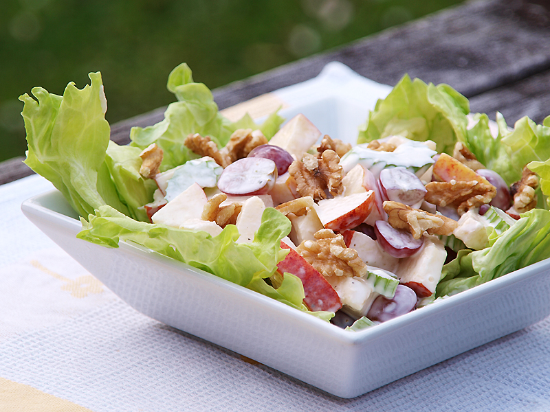 Wonderful Waldorf Salad