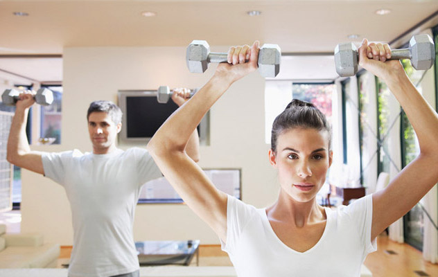 The Advantages of a Home Exercise Routine