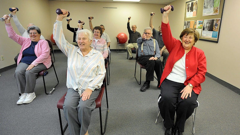 Exercise Can Prevent High Blood Pressure